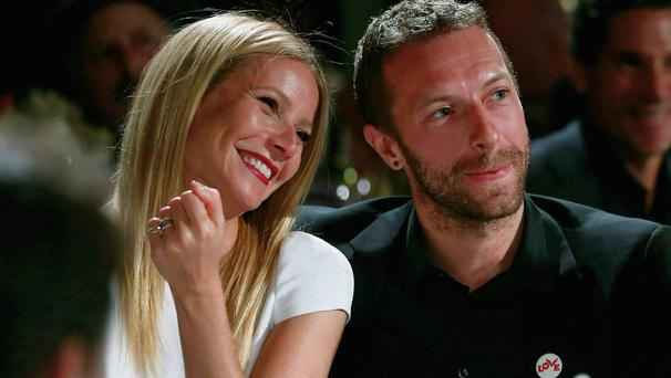 Emotionally uncoupled: Chris Martin and Gwyneth Paltrow have split up recently