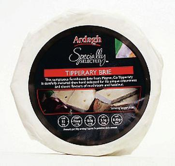 Aldi Ardagh Specially Selected Tipperary Brie