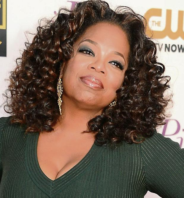 Oprah Winfrey - another alpha female who hasn't settled down.