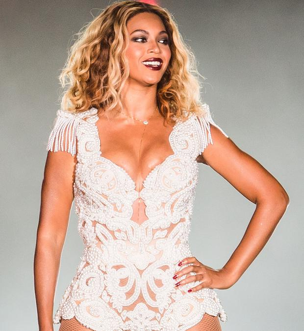 Strong women: Alpha female Beyoncé has met her match with husband Jay-Z.