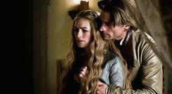 Game of Thrones featured a rape scene between incestuous lovers Cersei and Jaime Lannister