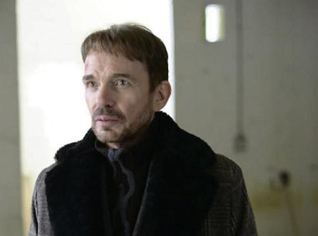 Stars on TV: Billy Bob Thornton in Fargo.