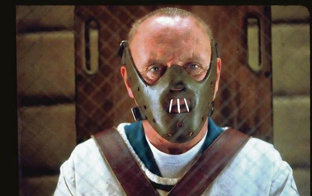 Anthony Hopkins played pychopath Hannibal Lector.