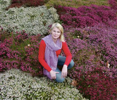 Marie Staunton urges people to 'heather up'.