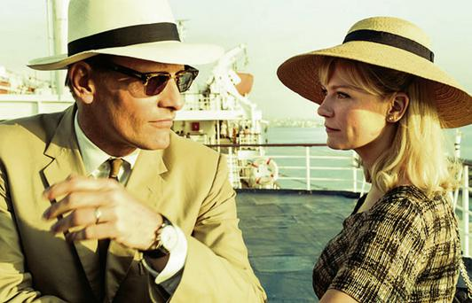 Period Thriller: Viggo Mortensen stars with Kirsten Dunst in The Two Faces of January