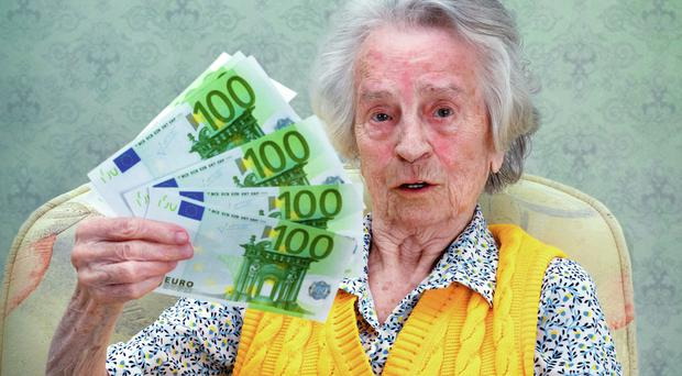 A pension may not be glamorous or sexy, but it's 'bloody important'. Photo: Getty Images.