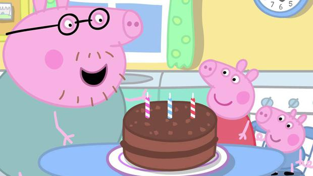 Peppa Pig is broadcast in over 180 territories in over 40 languages and makes $1bn in revenue each year.