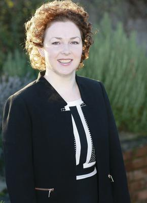 Tracy Brennan initially thought she was suffering with post-natal depression. Photo: Ronan Lang