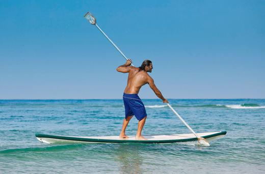 Huge in the States last year, stand-up paddleboarding (SUP) seems to be taking off in Ireland.