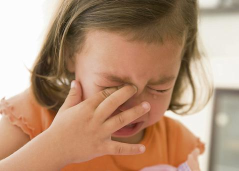 What sort of message are we sending out when we ignore a child's tearful pleas