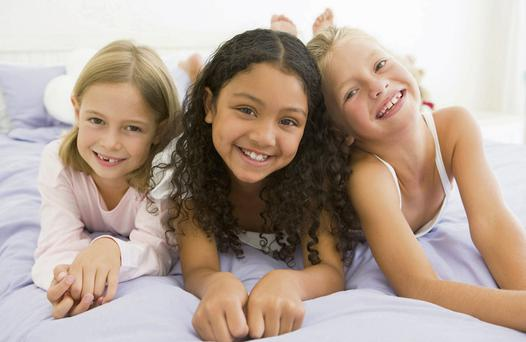 Should I allow my children to sleep over with their friends?