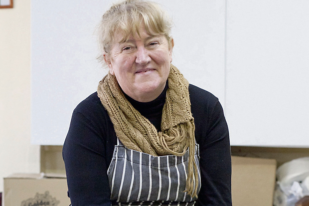 Cathriona Twomey of the Cork Penny Dinners.
