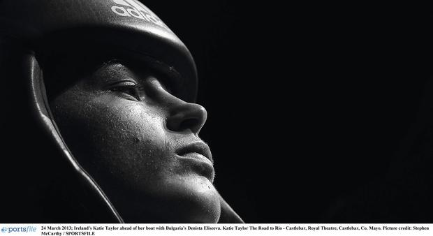 Ireland's Katie Taylor: Photo: Stephen McCarthy / Sportsfile