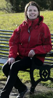Bernie McGuigan had suffered with varicose veins since her twenties. Photo by Martin Maher