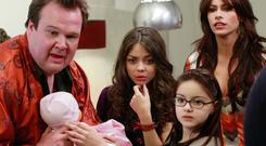 STRESS AND STRAIN: While the characters in Modern Family often end up in stressful situations, life offscreen for the rest of us can also be fraught, and we need strategies to cope