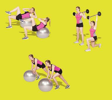 Core training for running part 2