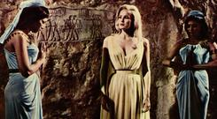 How to fight the effects of ageing: Unlike Ayesha, portrayed by Ursula Andress, in She, you don't need magical powers to stop symptoms of the advance of old age