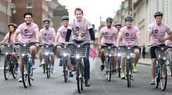 Ireland may be gearing up for the Giro d'Italia - but Darragh McManus isn't a fan of the cycling pursuit.
