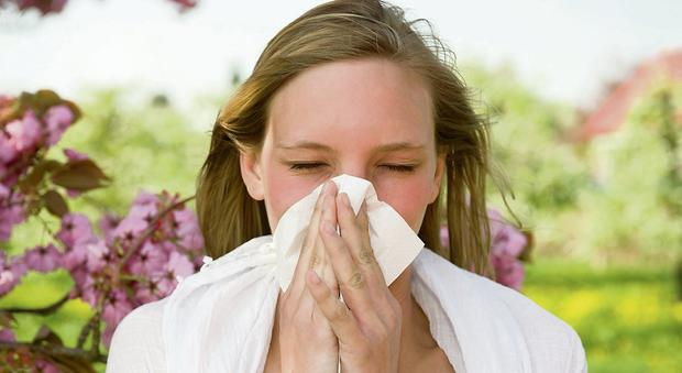 KNOW YOUR SYMPTOMS: Skin rashes and swollen lips are usually an indicator of a food allergy, not the runny nose of allergic rhinitis