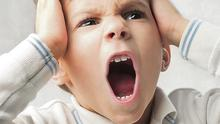 A parent is concerned their child has no emotional resilience to deal with disappointments. Stock photo.