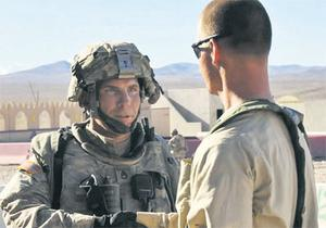 Staff Sgt Robert Bales, left, who allegedly went on a shooting spree at an Afghan village.
