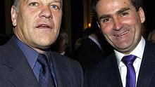 Andy Gray and Richard Keys were suspended by their bosses at Sky Sports. Photo: PA
