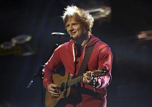 Handout photo issued by the BBC of Ed Sheeran performing on Let's Dance For Sport Relief. PRESS ASSOCIATION Photo. Issue date: Sunday February 26, 2012. See PA story SHOWBIZ Dance. Photo credit should read: Adam Lawrence/BBC/PA Wire NOTE TO EDITORS: This handout photo may only be used in for editorial reporting purposes for the contemporaneous illustration of events, things or the people in the image or facts mentioned in the caption. Reuse of the picture may require further permission from the copyright holder.