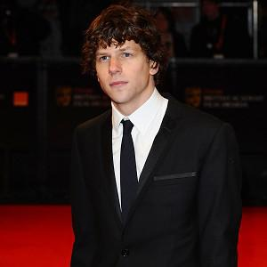 Jesse Eisenberg is looking forward to working with Woody Allen