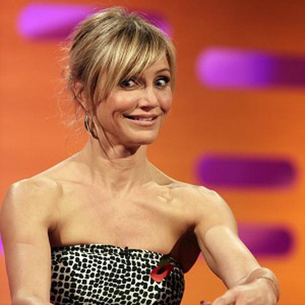 Cameron Diaz will star with Kristen Wiig in new comedy The Other Woman