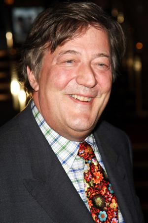 LONDON, ENGLAND - MARCH 09:  (UK TABLOID NEWSPAPERS OUT) Stephen Fry attends the UK premiere of The Eagle held at The Empire Leicester Square on March 9, 2011 in London, England.  (Photo by Dave Hogan/Getty Images)