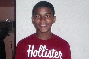 Family picture of Trayvon Martin