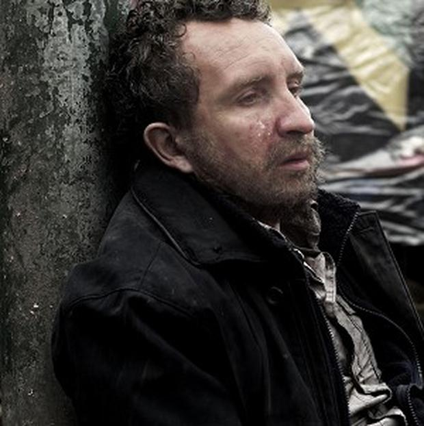 Eddie Marsan says he drew on his own experiences for the role