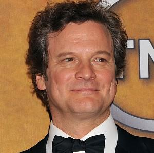 Colin Firth says winning a SAG award is pretty special