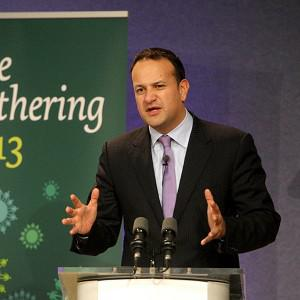 Minister for Tourism Leo Varadkar