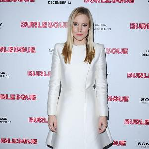 Kristen Bell isn't sure how much of her part will be left in