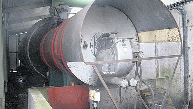 The drier at the centre of the dioxin scare