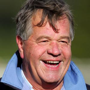 Michael Stoute. Photo: Getty Images