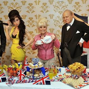 Barbara Windsor names her choice of celebrities to dine with for the Big Jubilee Lunch