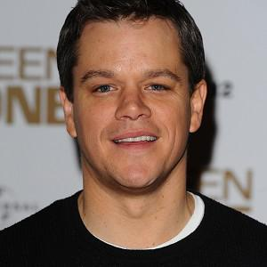 Matt Damon played Jason Bourne in three films