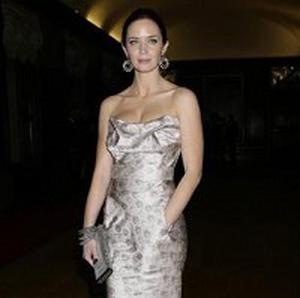 Emily Blunt has been nominated for a Golden Globe