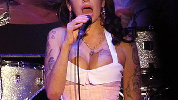 Amy Winehouse has been performing in Brazil