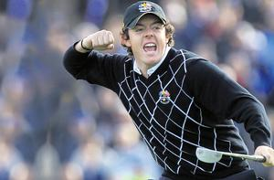 Rory McIlroy was an important part of the winning European Ryder Cup team at Celtic Manor in 2010 but as World No.1 this time out he is going to be under constant pressure from the Americans