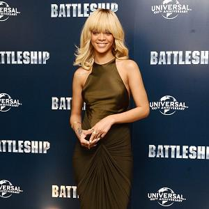 Rihanna makes her acting debut in new action flick Battleship