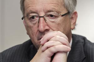 Jean Claude Juncker, who heads up the euro group of finance ministers, said countries agreed 'on the main aspects' of how Europe's deficits should be reformed. Photo: Bloomberg News