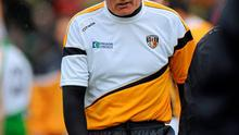 Antrim boss Liam Bradley was scathing in his criticism of the style of football on display by both sides during his team's Ulster SFC clash with Donegal on Sunday. Photo: Oliver McVeigh / Sportsfile