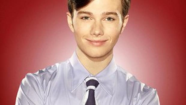 Glee star Chris Colfer picked up a Golden Globe for best supporting actor