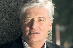 Pat Kenny: had no idea that a simple tweet would echo on in Montrose for months to come.