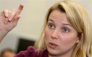 Marissa Mayer. Photo: Getty Images