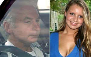 Paul 'Doug' Peters pleaded guilty to attaching a fake bomb around the neck of Madeleine Pulver