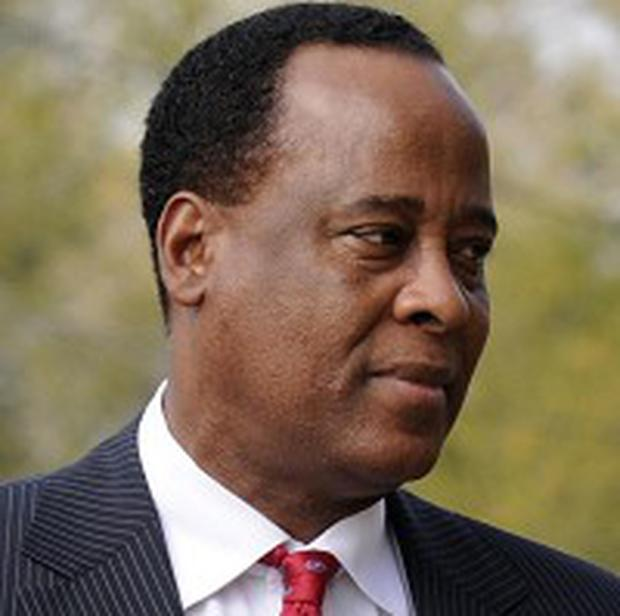 Dr Conrad Murray has been charged with the involuntary manslaughter of Michael Jackson (AP)